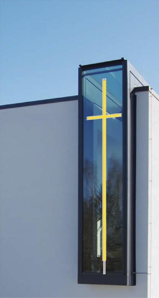 Fotomontage der fa light solution center ag